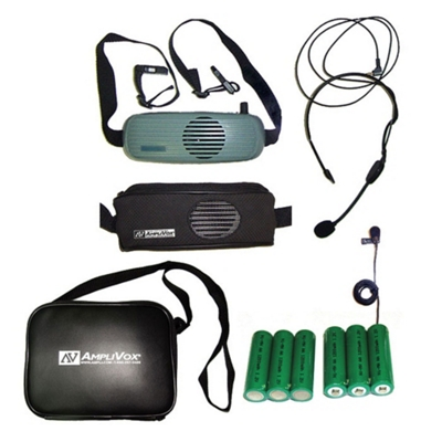 Personal Amplifier Set