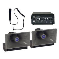 50W Sound Cruiser PA System