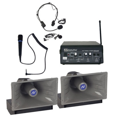 50W Wireless Sound Cruiser PA System