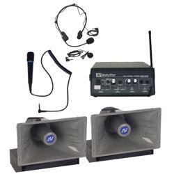 50W Wireless Sound Cruiser PA System