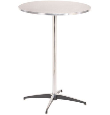 "Standing Height Round Cocktail Table - 36"" Diameter"