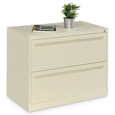 "Ogden 36""W Two Drawer Lateral File"
