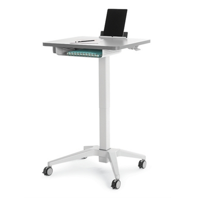 Adjustable-Height Mobile Lectern/Table