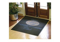 "WaterHog Custom Logo Floor Mat 45"" x 69"""