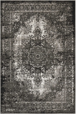 "Distressed Rug 3'11"" x 5'11"""