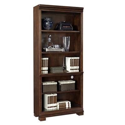 """Five Shelf Bookcase - 75.5""""H"""