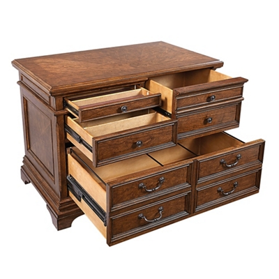 """Four Drawer Lateral Combo File - 41.2""""W"""