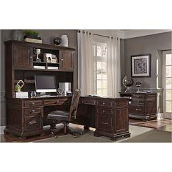 Complete L-desk Suite