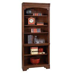 """Six Shelf Bookcase - 79""""H"""