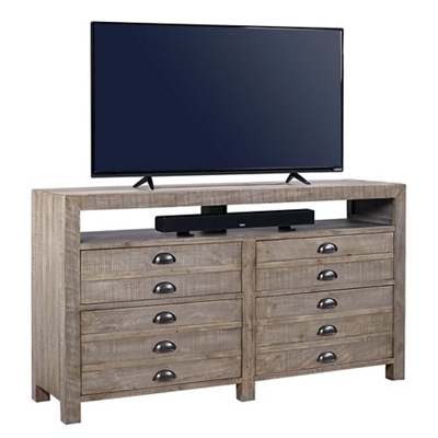 """Solid Wood Console - 65""""W"""