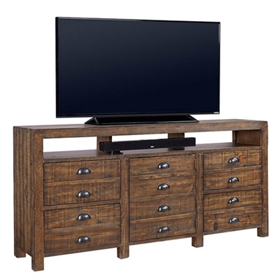 """Solid Wood Console - 75""""W"""