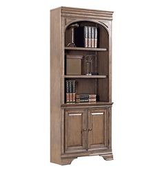 "Bookcase with Doors - 78""H"
