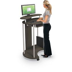 Standing Mobile Workstation