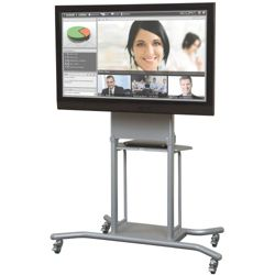 Mobile TV Cart with Mount