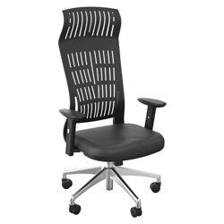 Soft Plastic High Back Chair