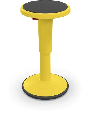 "Tall Motion Stool - 18""-23""H"