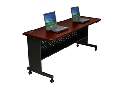 "Mobile Folding Table 72""W x 24""D"