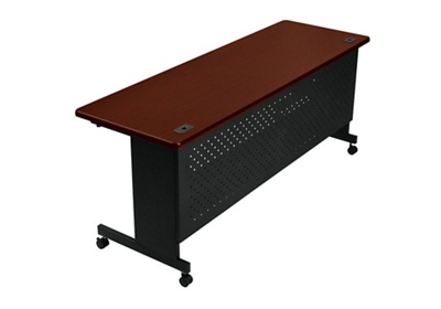 "Mobile Folding Table 72""W x 30""D"
