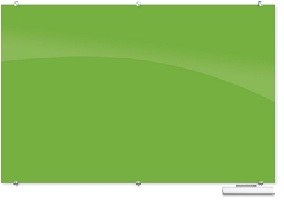 Magnetic Glass Board 4'H x 6'W