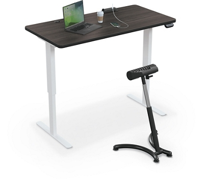 """Electric Height Adjustable Desk - 60""""W x 30""""D"""