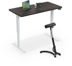 "Electric Height Adjustable Desk - 60""W x 30""D"