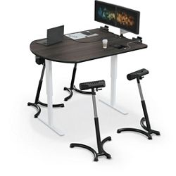 "Electric Height Adjustable Media Table - 72""W x 48""D"