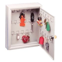 Key Storage Cabinet - 28 Capacity