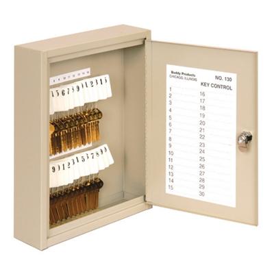 Locking Key Cabinet - 30 Capacity
