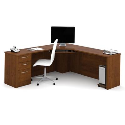 """78""""W Corner Desk"""