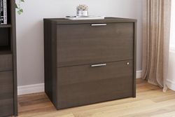 """Home Office Lateral Filing Cabinet - 30""""W"""