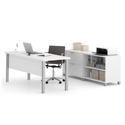 "Executive Desk Set - 71.1""W"