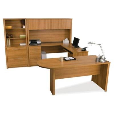 Peninsula Desk Office Suite