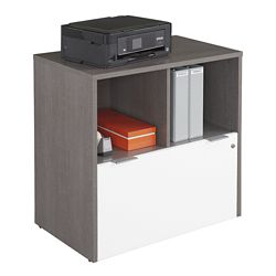 """Boardwalk One Drawer Lateral File - 30""""W"""