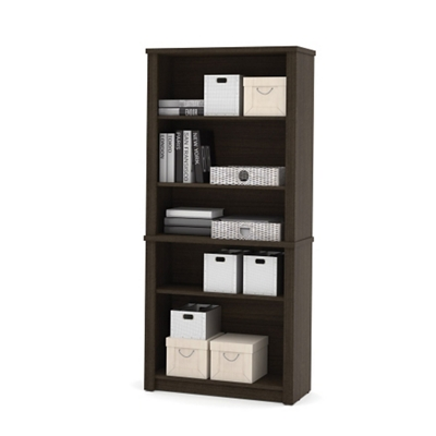 Modular Bookcase with 5 Shelves