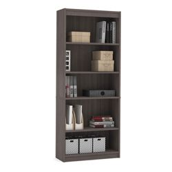 "72"" H Five Shelf Open Bookcase"