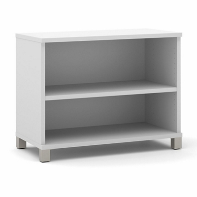 "Two Shelf Bookcase - 28.4""H"