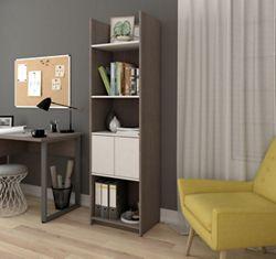 """20""""W 5 Shelf Bookcase"""