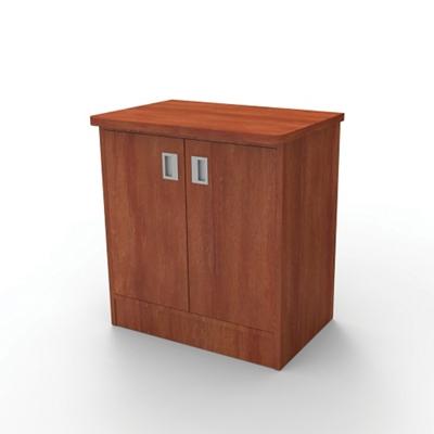 "Behavioral Health Bedside Cabinet with Doors - 29""H"