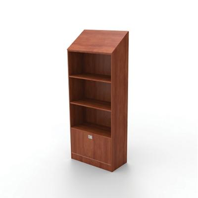 "Behavioral Health Three Shelf Wardrobe with Drawer - 90""H"