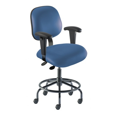 Vinyl Task Chair with Footring