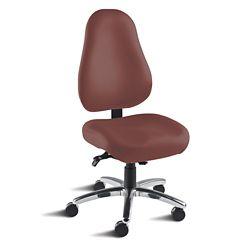24/7 Armless Bariatric Task Chair