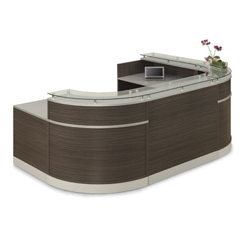 Reception Desk | Shop All Receptionist Desks | NBF.com