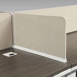 "Element Fabric Desktop Divider - 22""W"