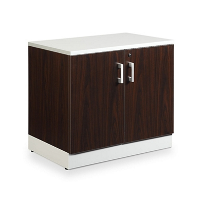 "Esquire 29.4""H Two Door Storage Cabinet"