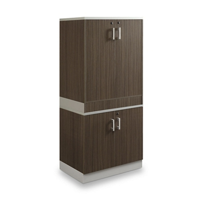 Esquire Wardrobe and Storage Cabinet Set