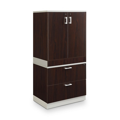 Esquire Wardrobe and Lateral File