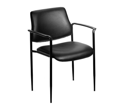 Vinyl Stacking Guest Chair