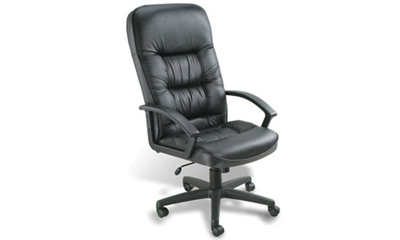 High Back Bonded Leather Executive Chair