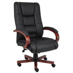 High Back Vinyl Executive Chair