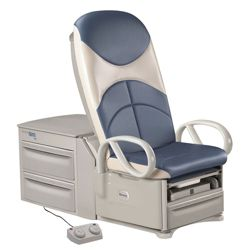 Access High-Low Exam Table in Plush Ultraleather